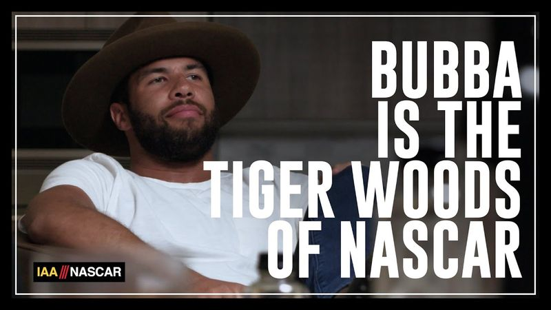 Bubba Wallace - The Tiger Woods of NASCAR