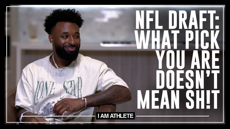 NFL Draft What Pick You Are Doesn't Mean Sh!t