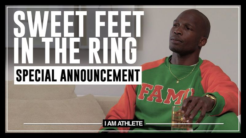Sweet Feet Takes The Ring w/ Chad Johnson