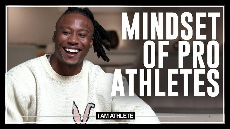 The Mindset of Professional Athletes