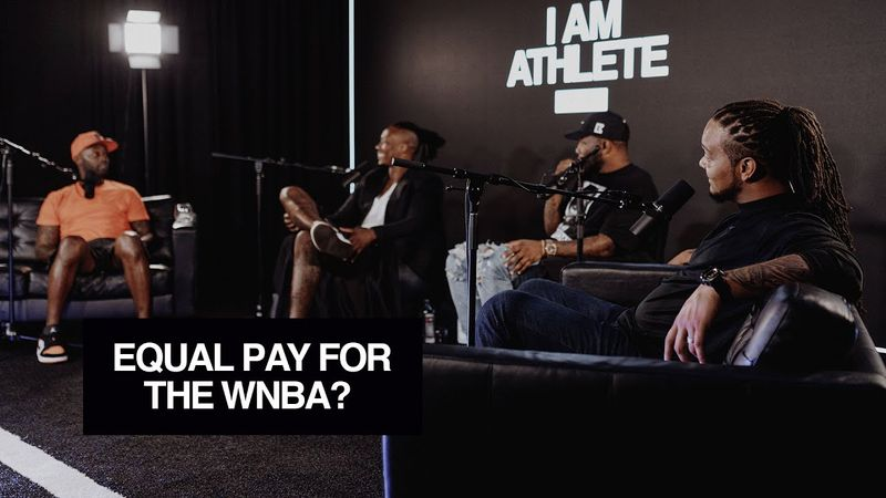 Equal pay for the WNBA?