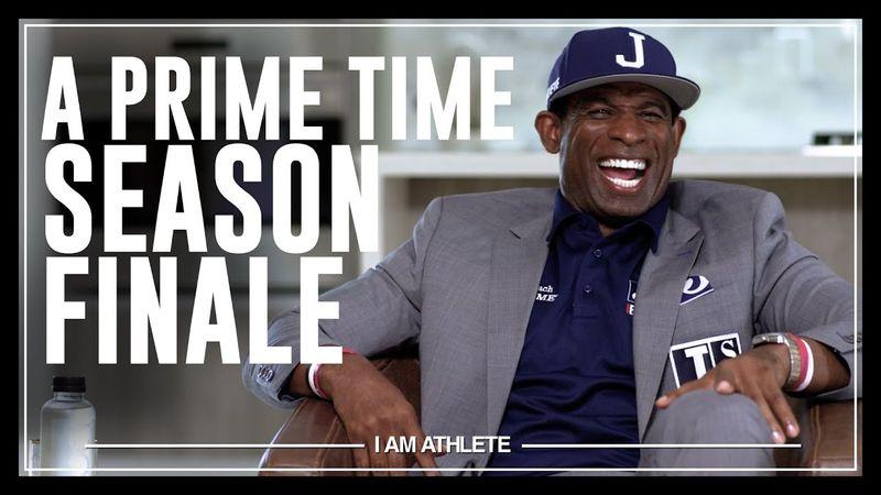 A Prime Time Season Finale with Deion Sanders