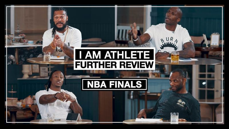 The NBA FINALS - Further Review