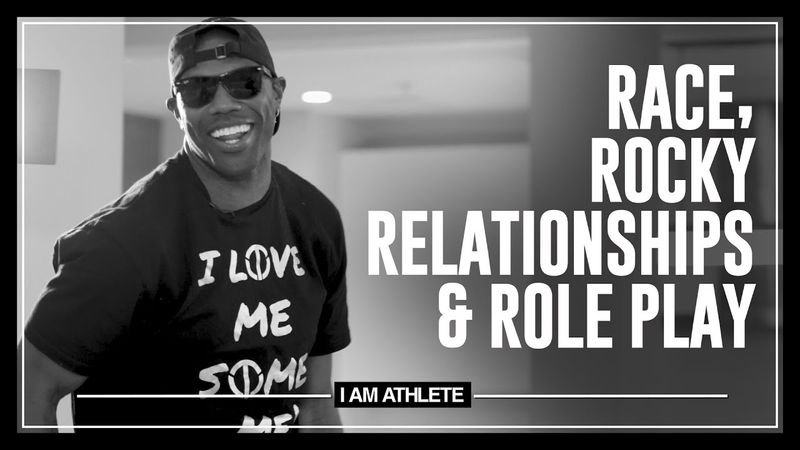 Race, Rocky Relationships & Role Play w/ Terrell Owens