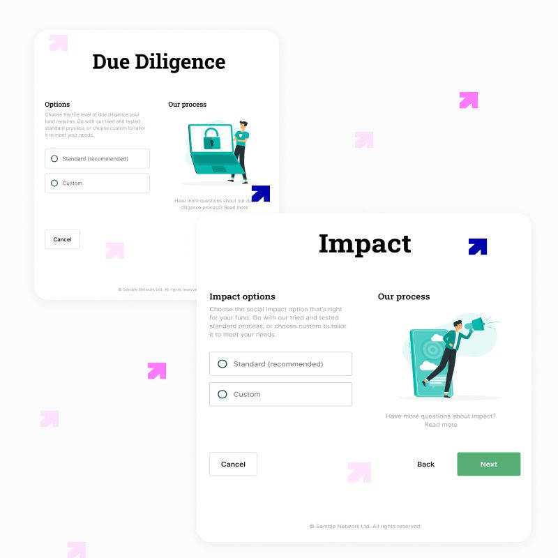 page forms