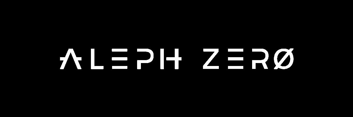Aleph Zero logo