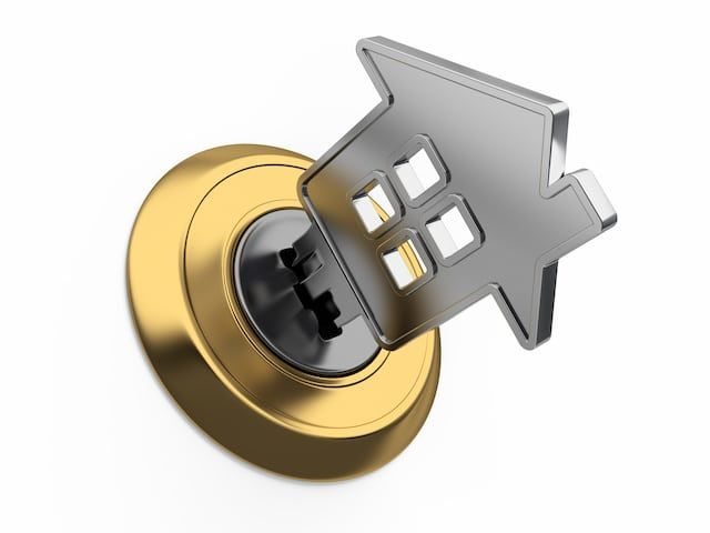 House key.