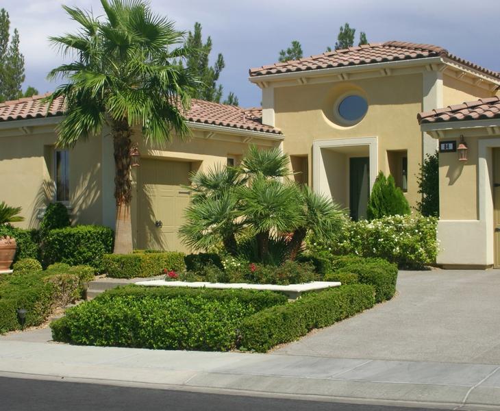 Beautiful house in Arizona.