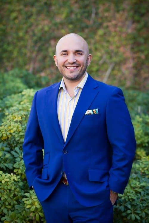 VA Loan Originator Jimmy Vercellino.