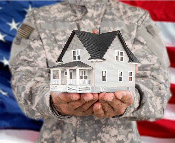 VA loan benefits for military.