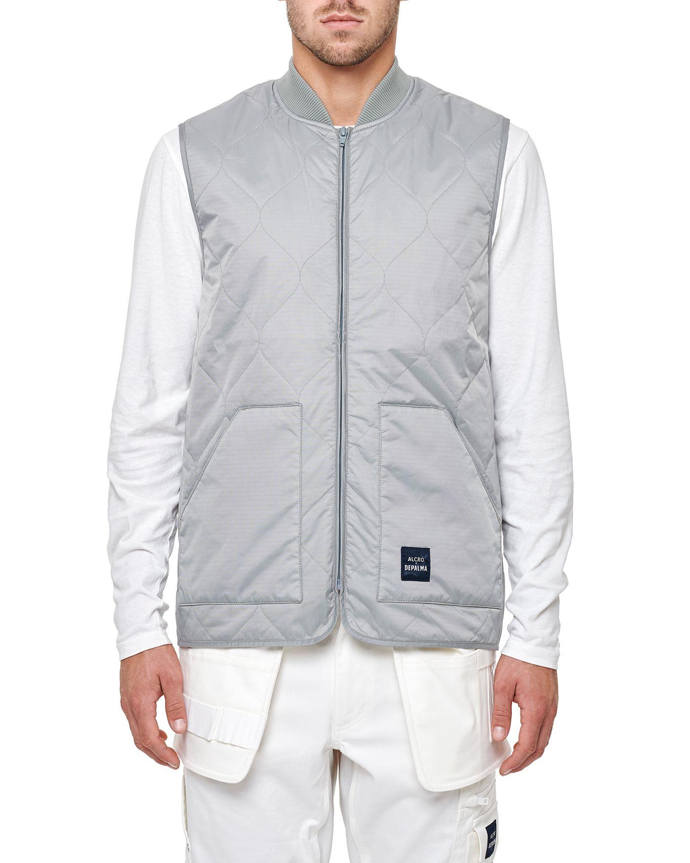Photo of Alcro Insulator Vest Insulator Vest, Limestone