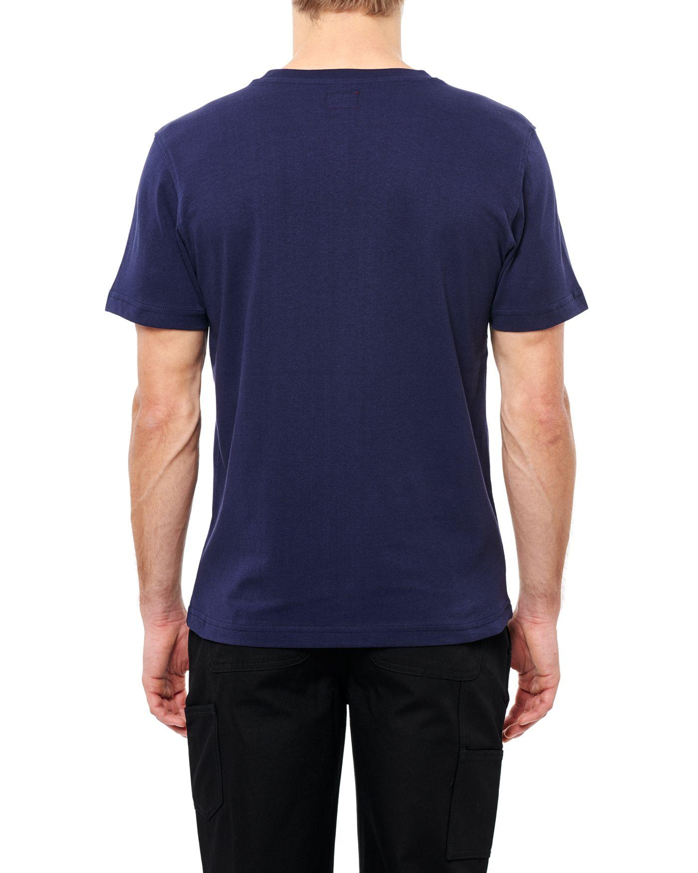 Photo of Retro Wheels S/S T-shirt, Navy