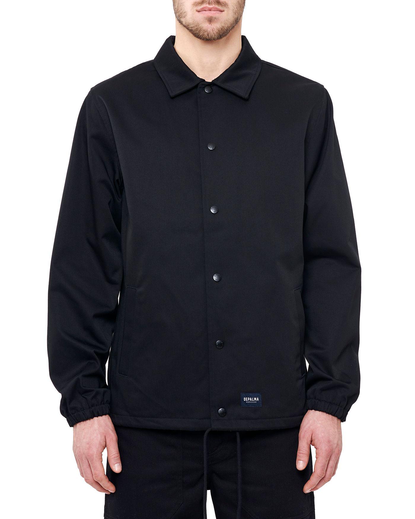 Photo of Mercury Coaches Jacket, Black