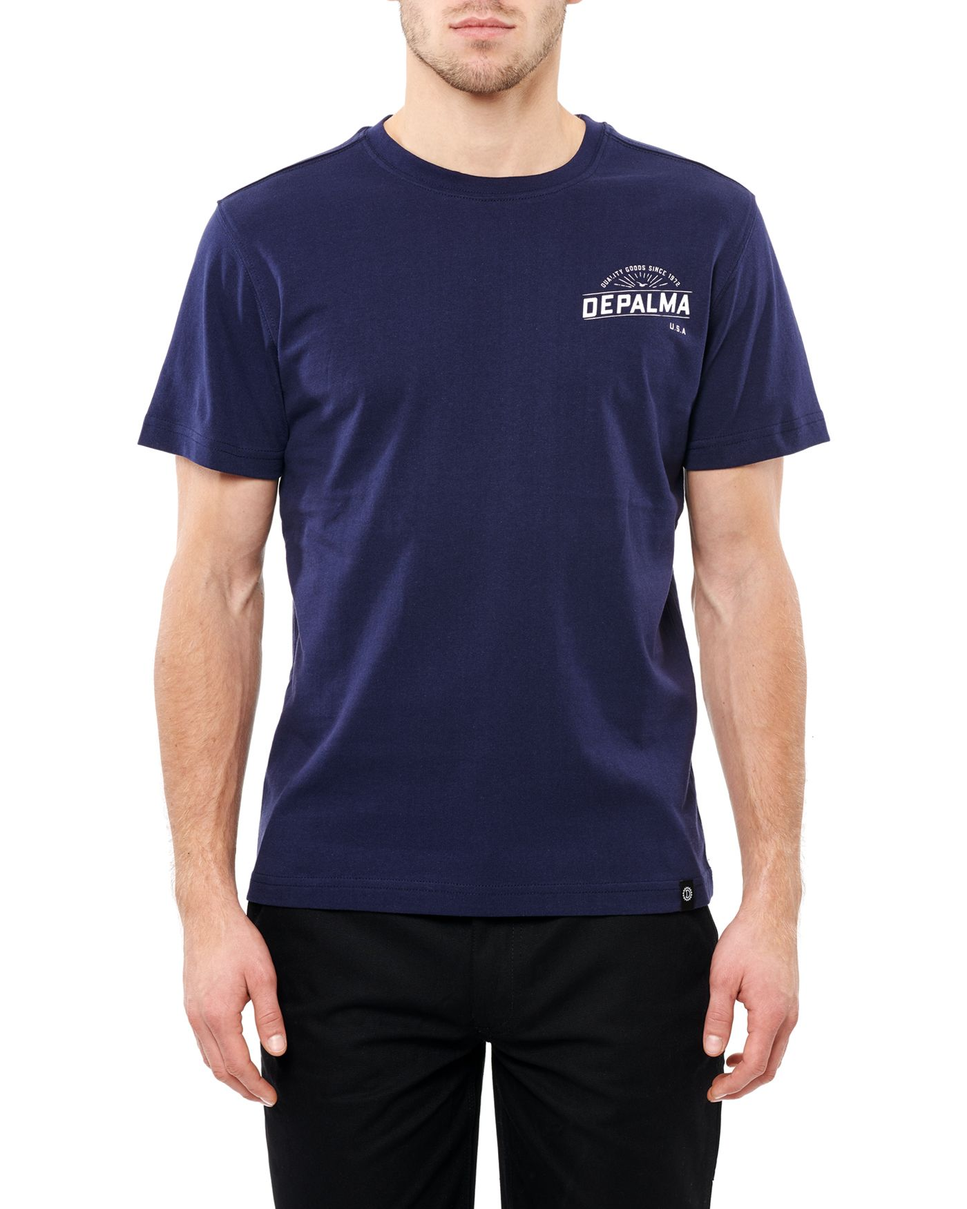 Photo of Bison S/S T-shirt, Navy