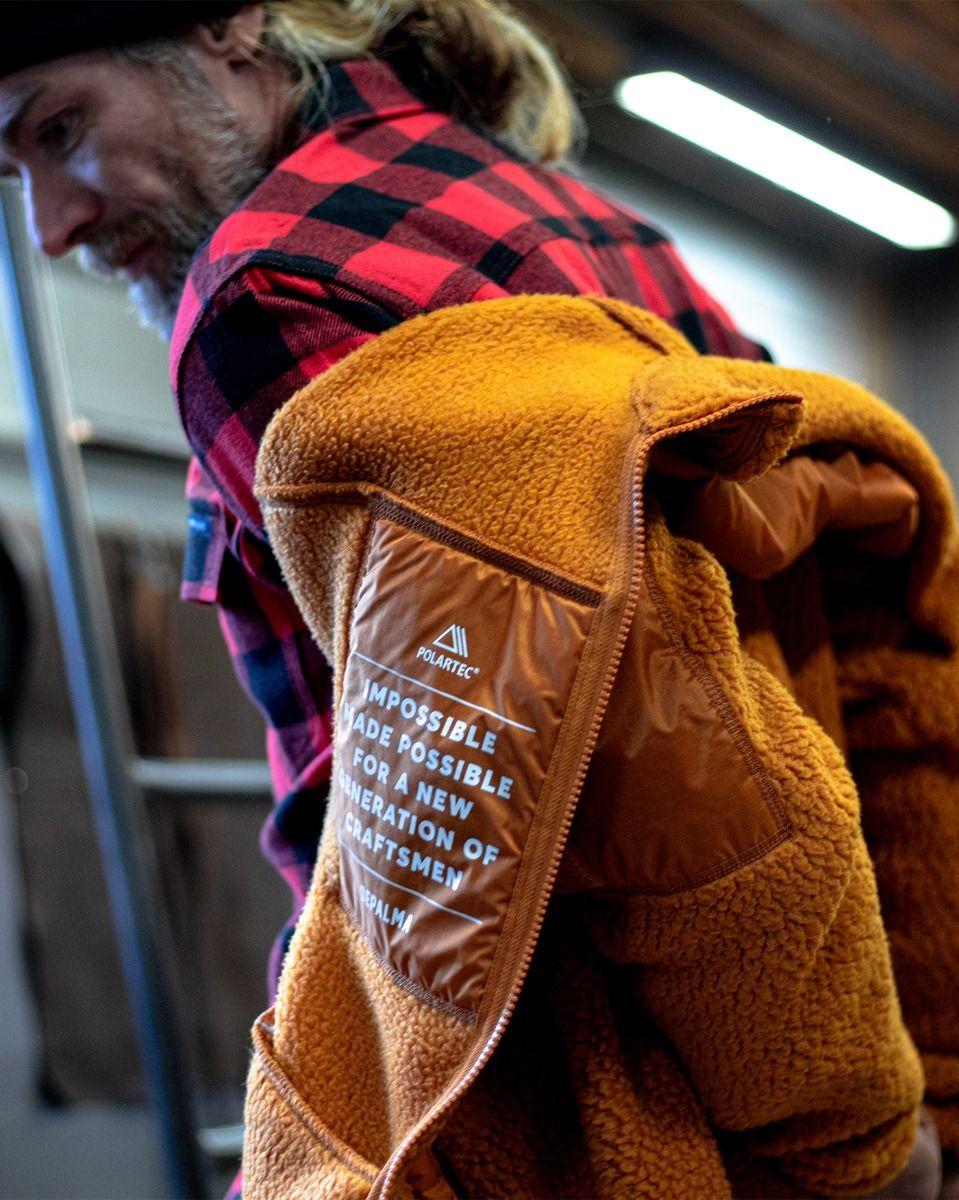Photo of Anchorage Fleece Jacket, Tobacco