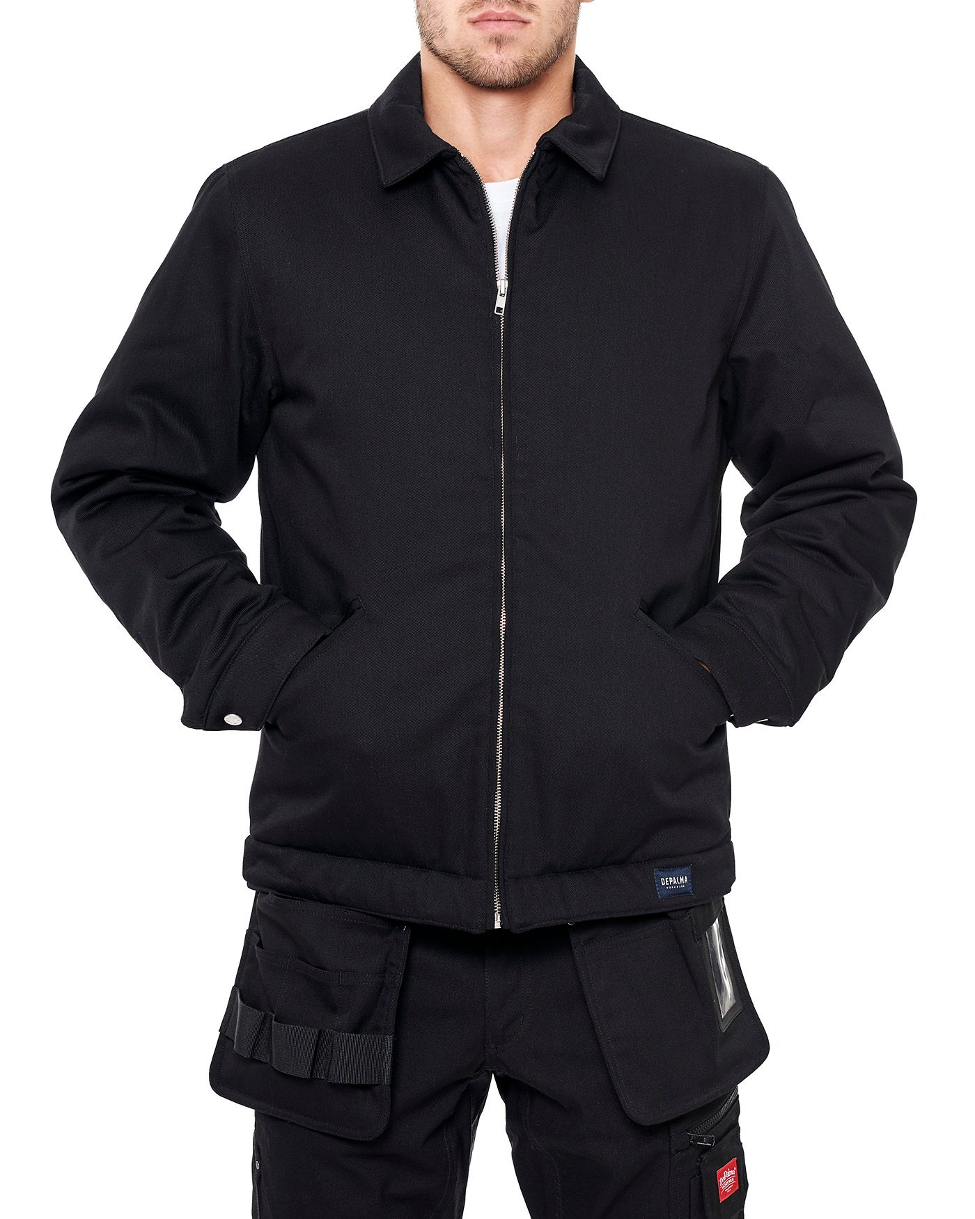 Photo of Cleveland Padded Jacket, Black