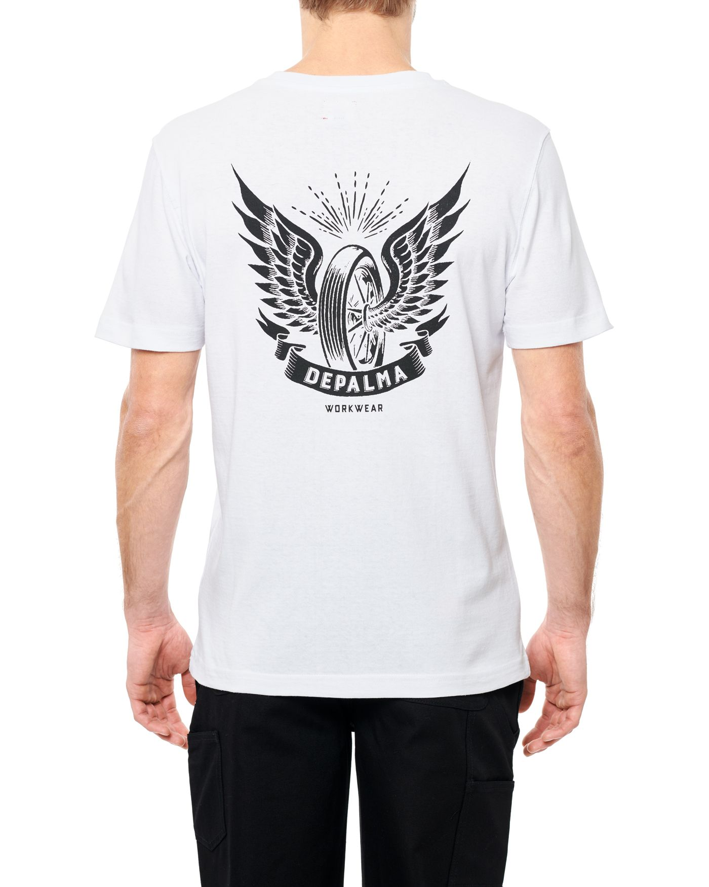Photo of Thunder Road S/S T-shirt, White