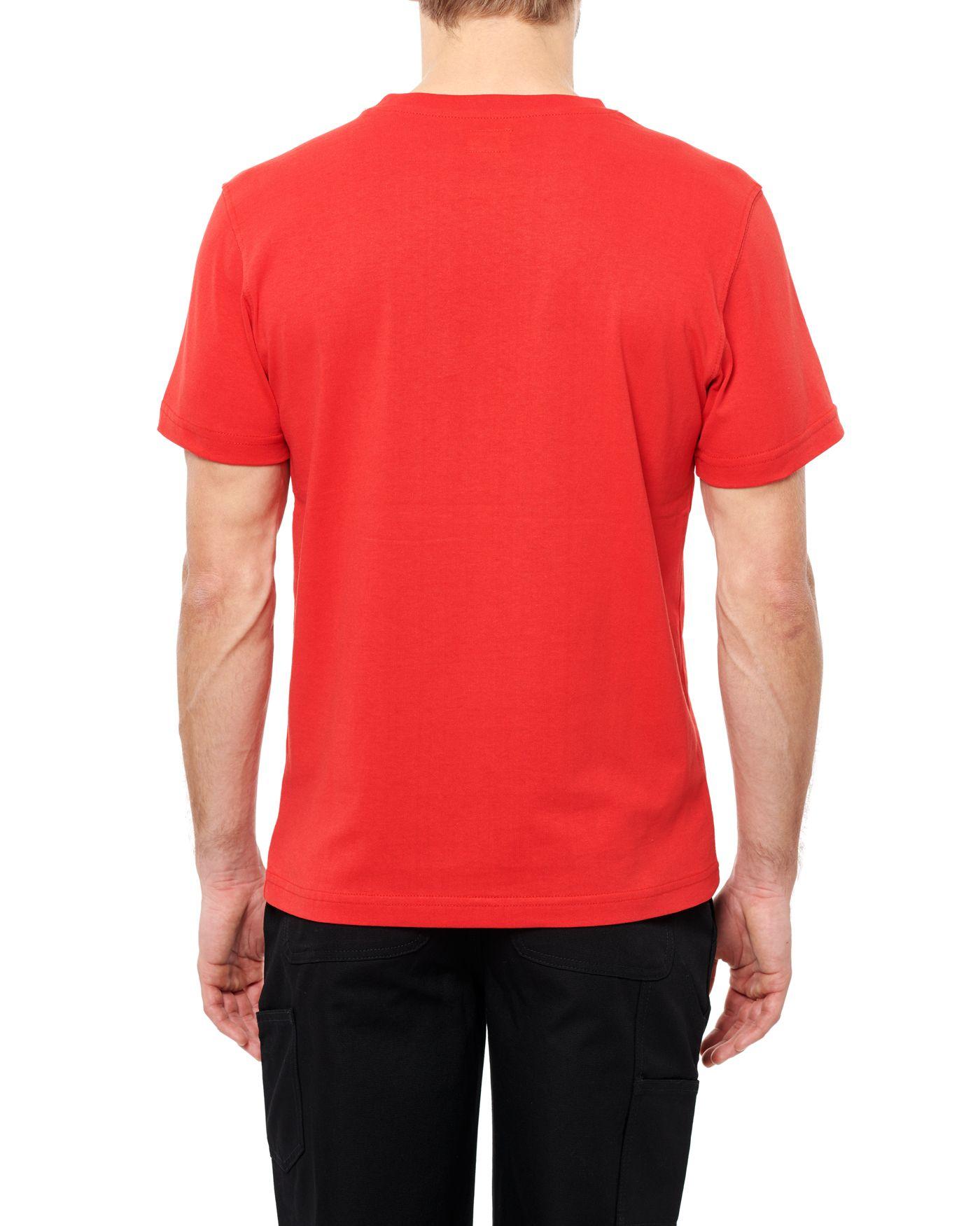 Photo of Retro Wheels S/S T-shirt, Red