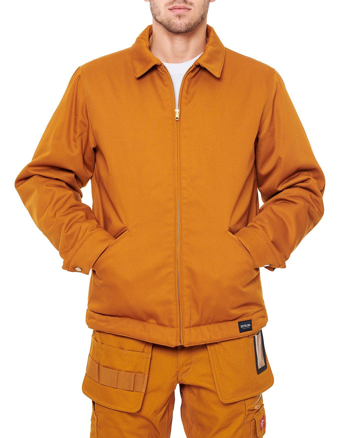 Photo of Cleveland Padded Jacket, Tobacco