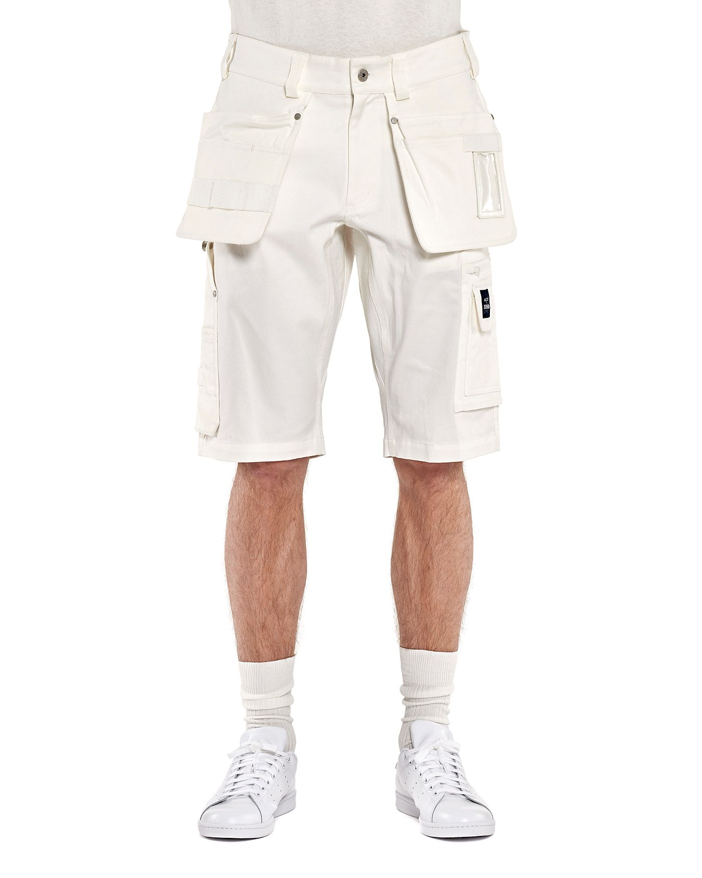 Photo of Alcro Painter Shorts Painter Shorts, White