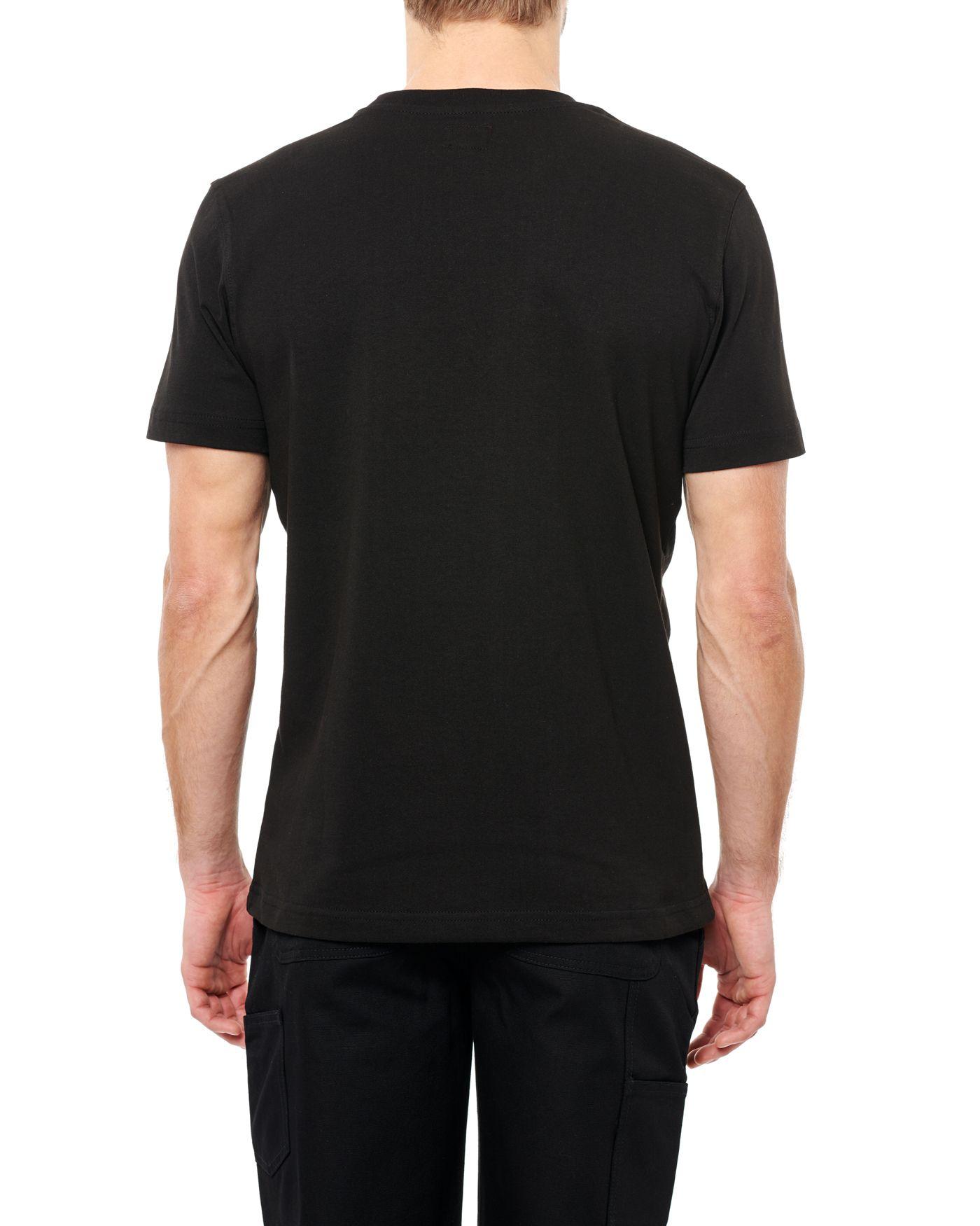 Photo of Retro Wheels S/S T-shirt, Black