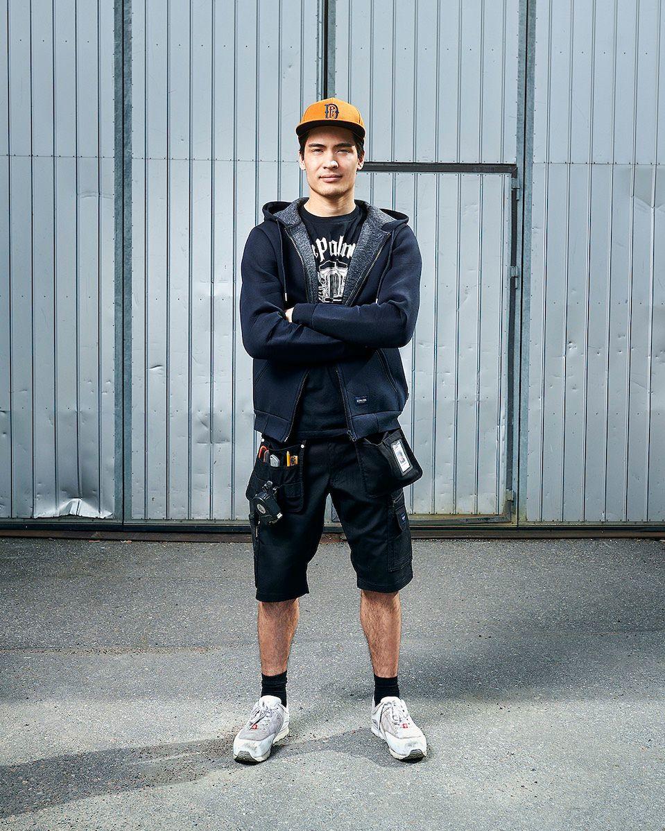 Photo of Rocky Work Shorts, Black