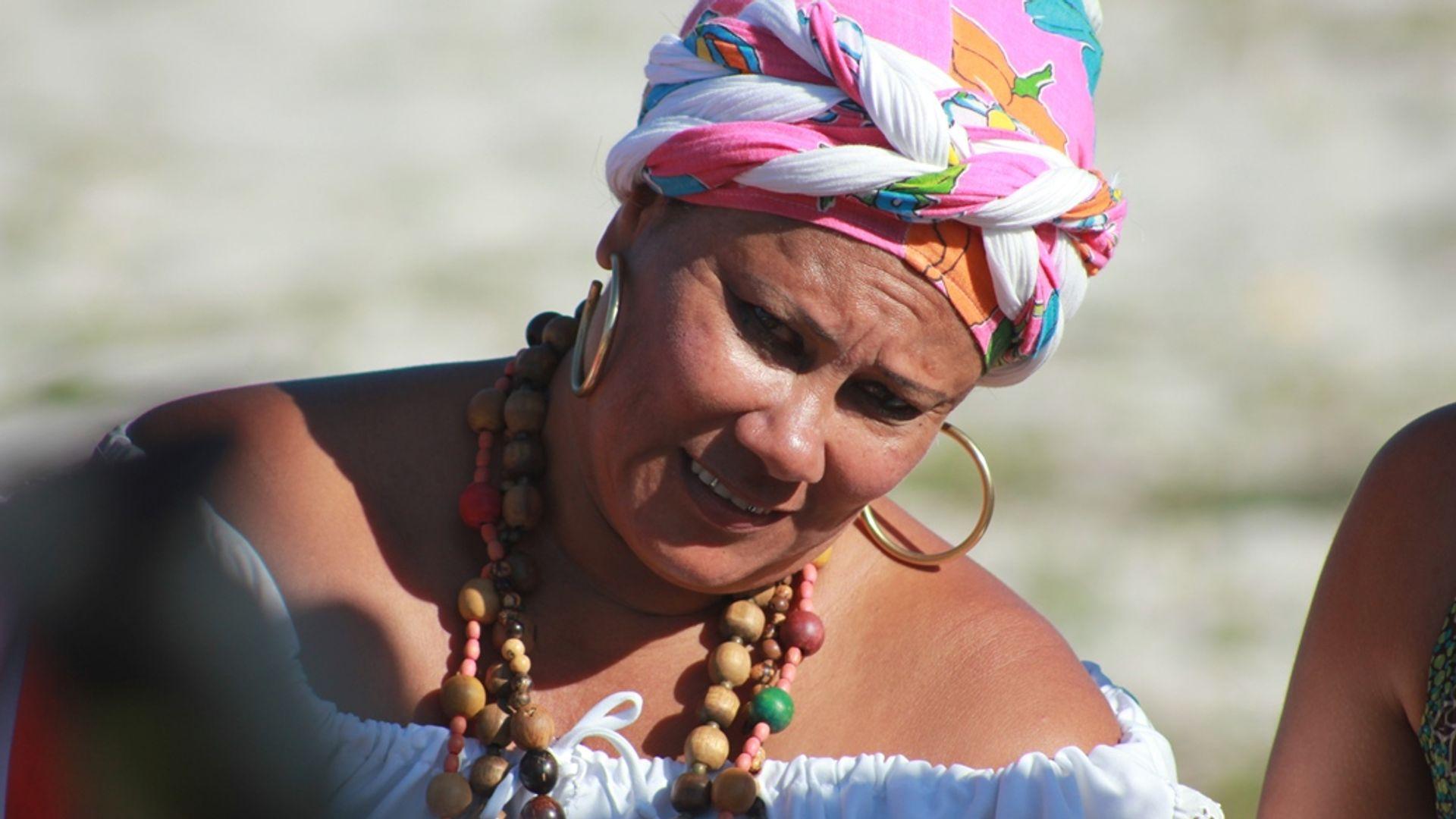 Lica. Foto: Acervo da Associação Cultural As Ganhadeiras de Itapuã