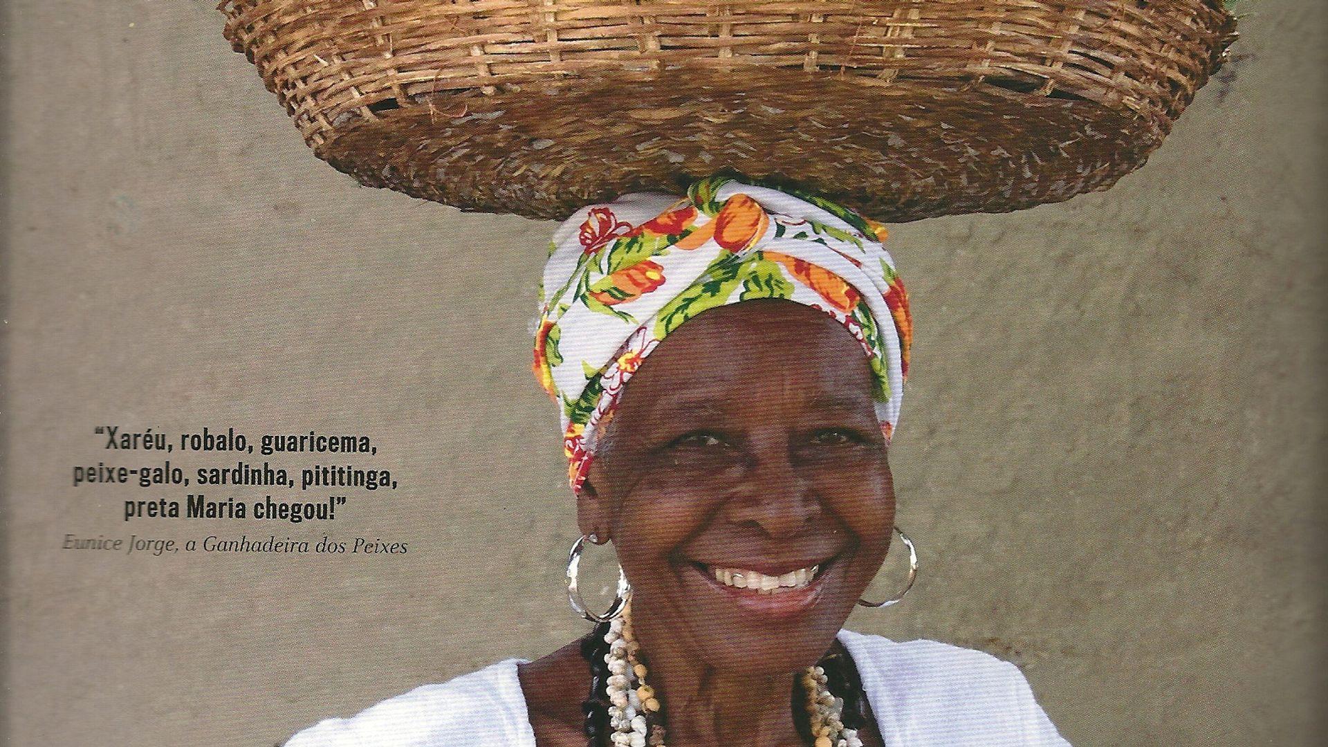 Recortes da Revista mag! (n. 18, 2010) - Dona Nicinha