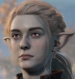 Drow Half-Elf