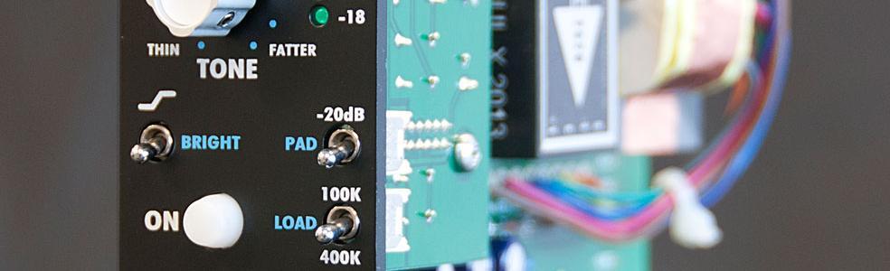 505-DI Direct Input