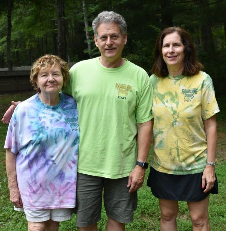 the directors of Rambling Pines Day Camp