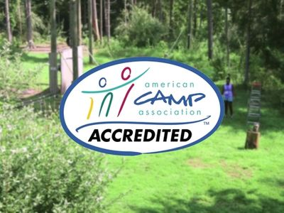 Rambling Pines is an ACA Accredited Camp