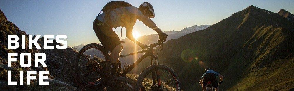 Bikes for Life.