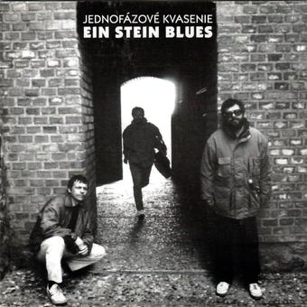 Obálka Ein Stein Blues