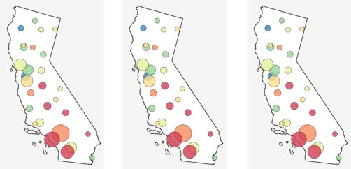 Drought risk california