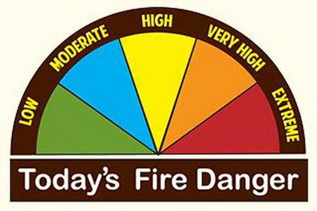 Fire - National Fire Danger Rating System (NFDRS)