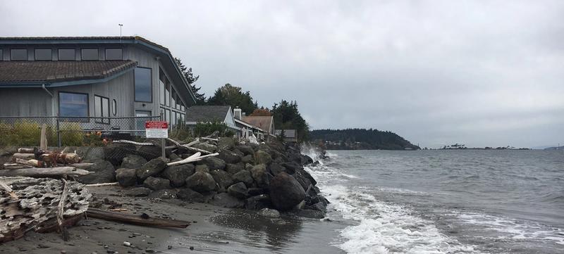 Flood - Sea Level Rise - Hardening shorelines against erosion and flooding