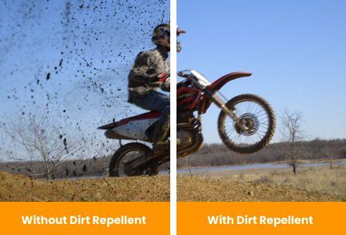 Dirt Repellent