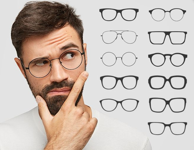 Glasses Frames for my Face Shape