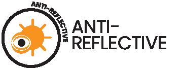 Anti Reflective Icon