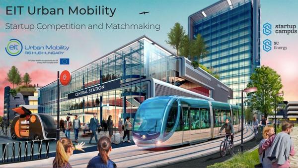 ZenCharge won Urban Mobility KIC Prize