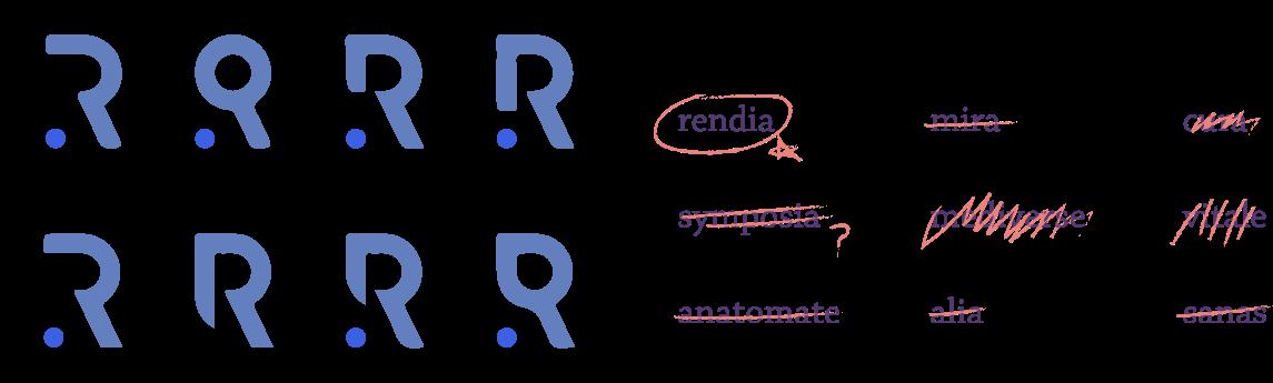 Logo Iteration