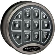 SecuRam BackLit electronic lock