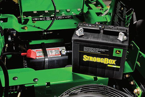 John Deere StrongBox battery