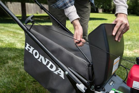 Honda HRR bag