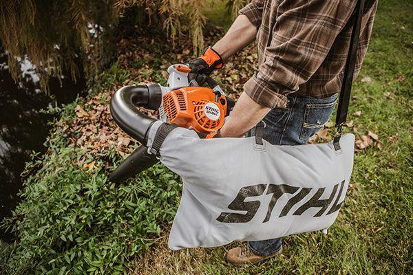 STIHL SH86C shredder vacuum