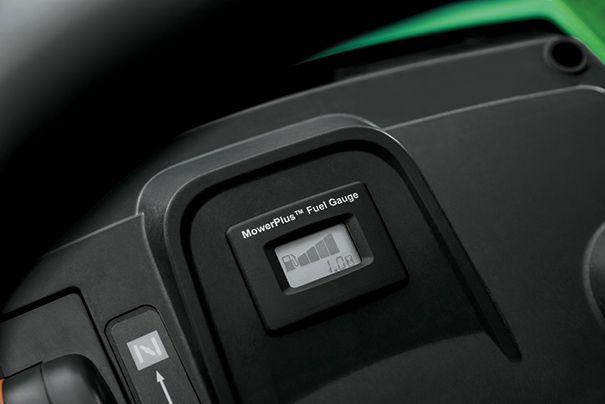 Easy-Read Fuel Gauge