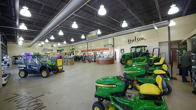 Photo 2 of the Clarksville, TN Hutson location