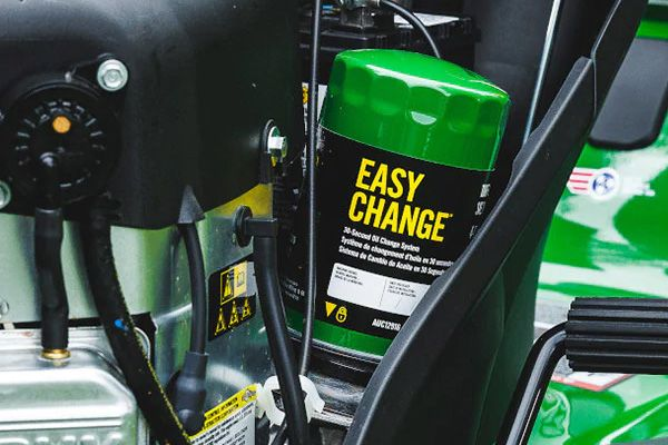 Easy Change 30-Second Oil Change System