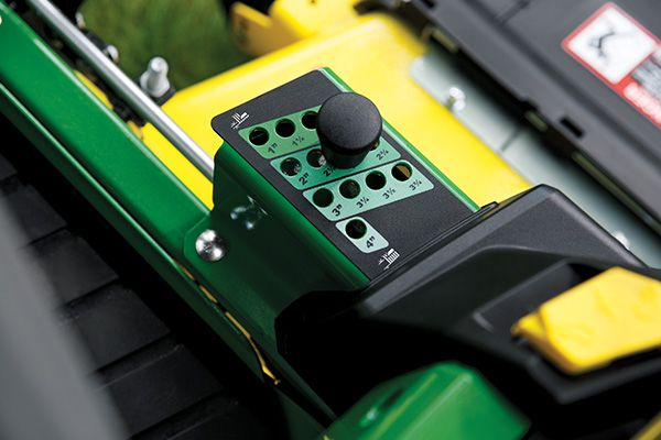 Z500 Series Cut Height Selector